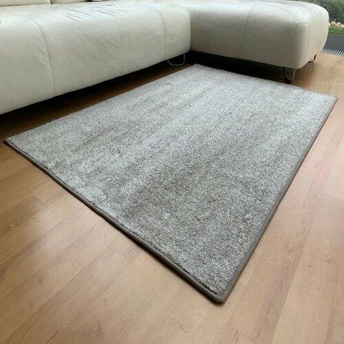 Vopi Kusový koberec Capri taupe, 140 x 200 cm