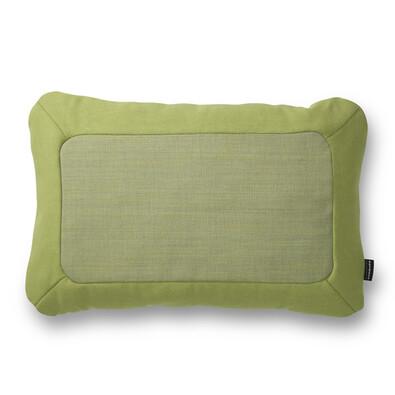 Polštářek Frame 40 x 60 cm, zelený