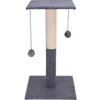 Ansamblu de joacă pentru pisici Square tree, 34 cm
