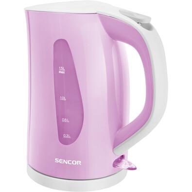Sencor SWK 38RS vízforraló rózsaszín