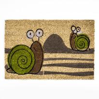 Csigák kókusz lábtörlő, 40 x 60 cm