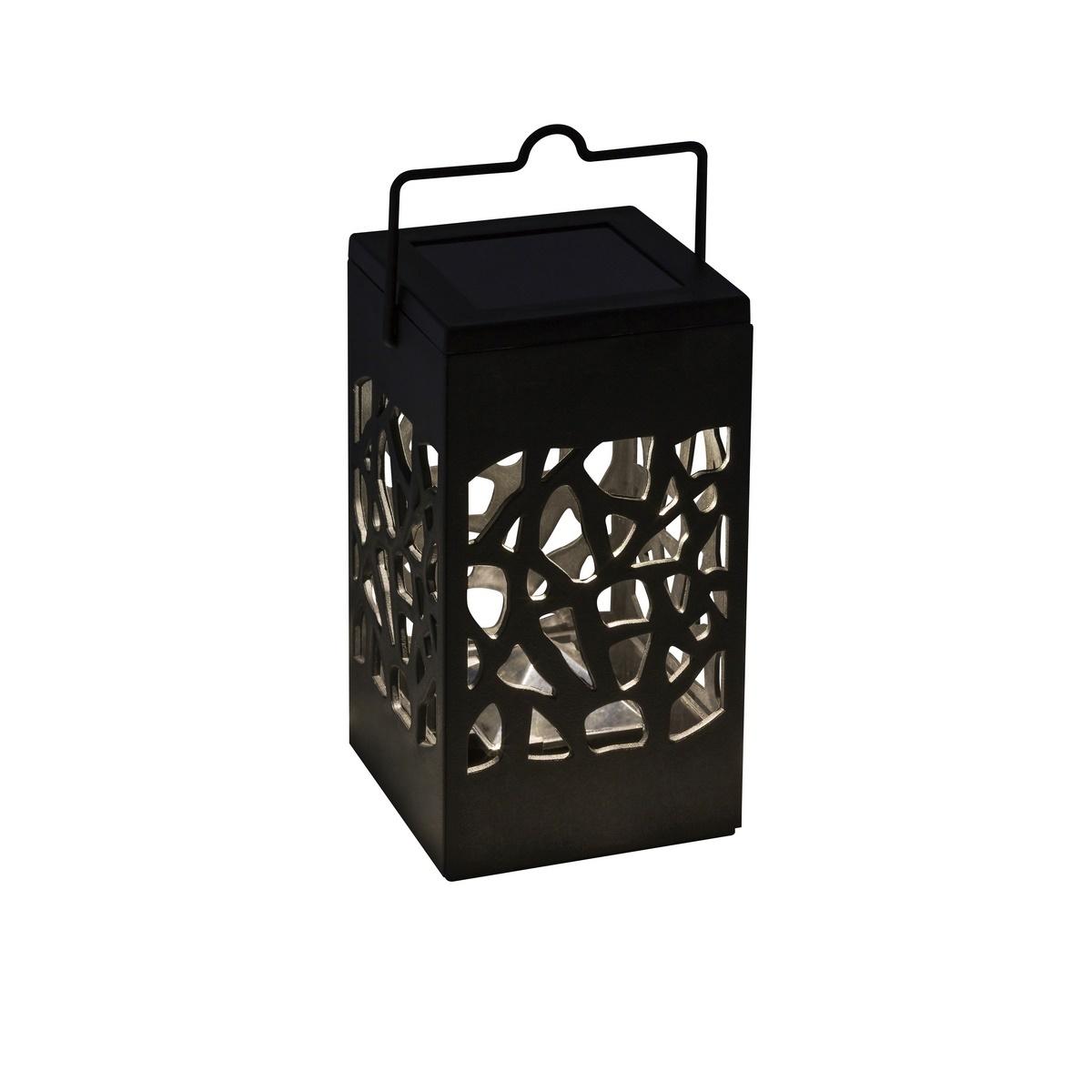 Produktové foto Rabalux 8948 Mora Solární LED závěsné svítidlo, černá