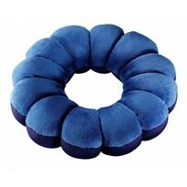 Poduszka wielofunkcyjna Flower, niebieski