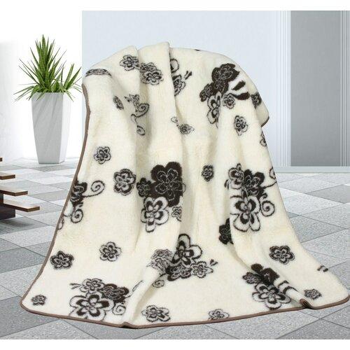 Vlnená deka Tomar, 155 x 200 cm