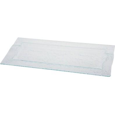 Szklana taca do podawania Excellent 47 x 22 cm