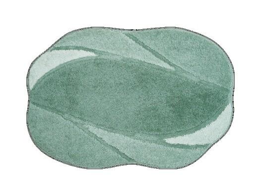 Koupelnová předložka Grund REGENT zelená, 60 x 90 cm