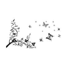 Samolepicí dekorace motýl