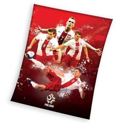 Koc Polska Team, 110 x 140 cm