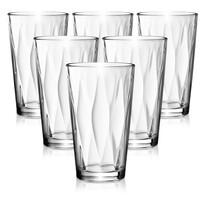 Tescoma myDRINK Optic pohár 350 ml, 6 db