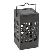 Lampă LED solară Rabalux 8948 Mora, neagră