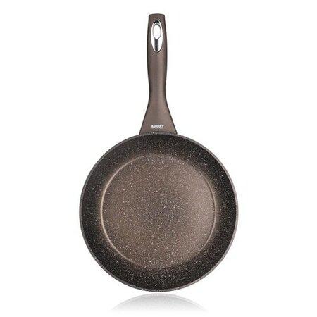 Banquet Pánev s nepřilnavým povrchem Premium Dark Brown 24 cm