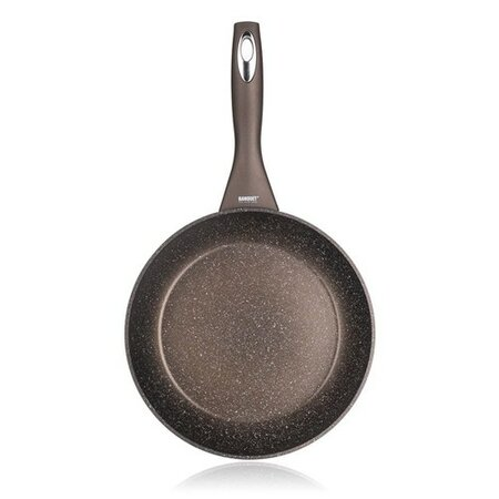 Banquet Panvica s nepriľnavým povrchom Premium Dark Brown 24 cm