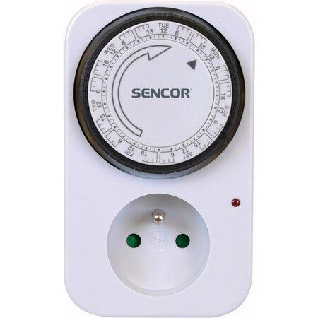 Sencor SST 11MW Wyłącznik czasowy tygodniowy