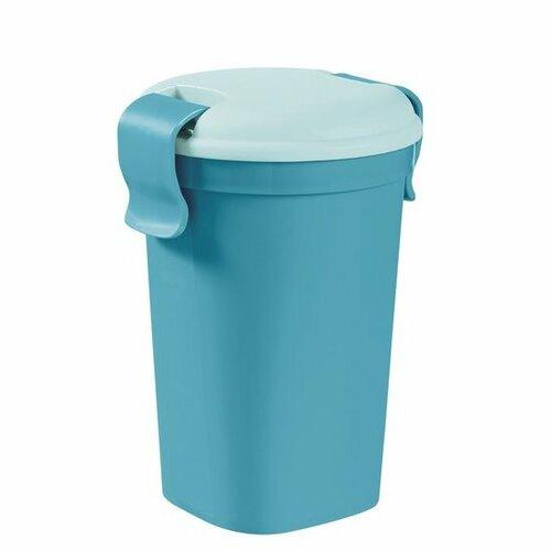 Curver Piknikový hrnček LUNCH&Go 0,6 l, modrá