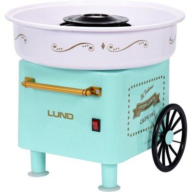 LUND TO-68250 stroj na cukrovú vatu Vozík