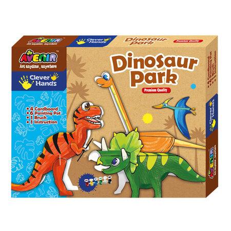 Bino Crează-ţi dinozaurul