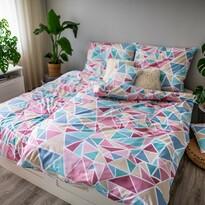 Bavlnené obliečky Pastel, 140 x 200 cm, 70 x 90 cm, 40 x 40 cm