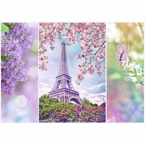 TREFL 1000 dílků Jaro v Paříži