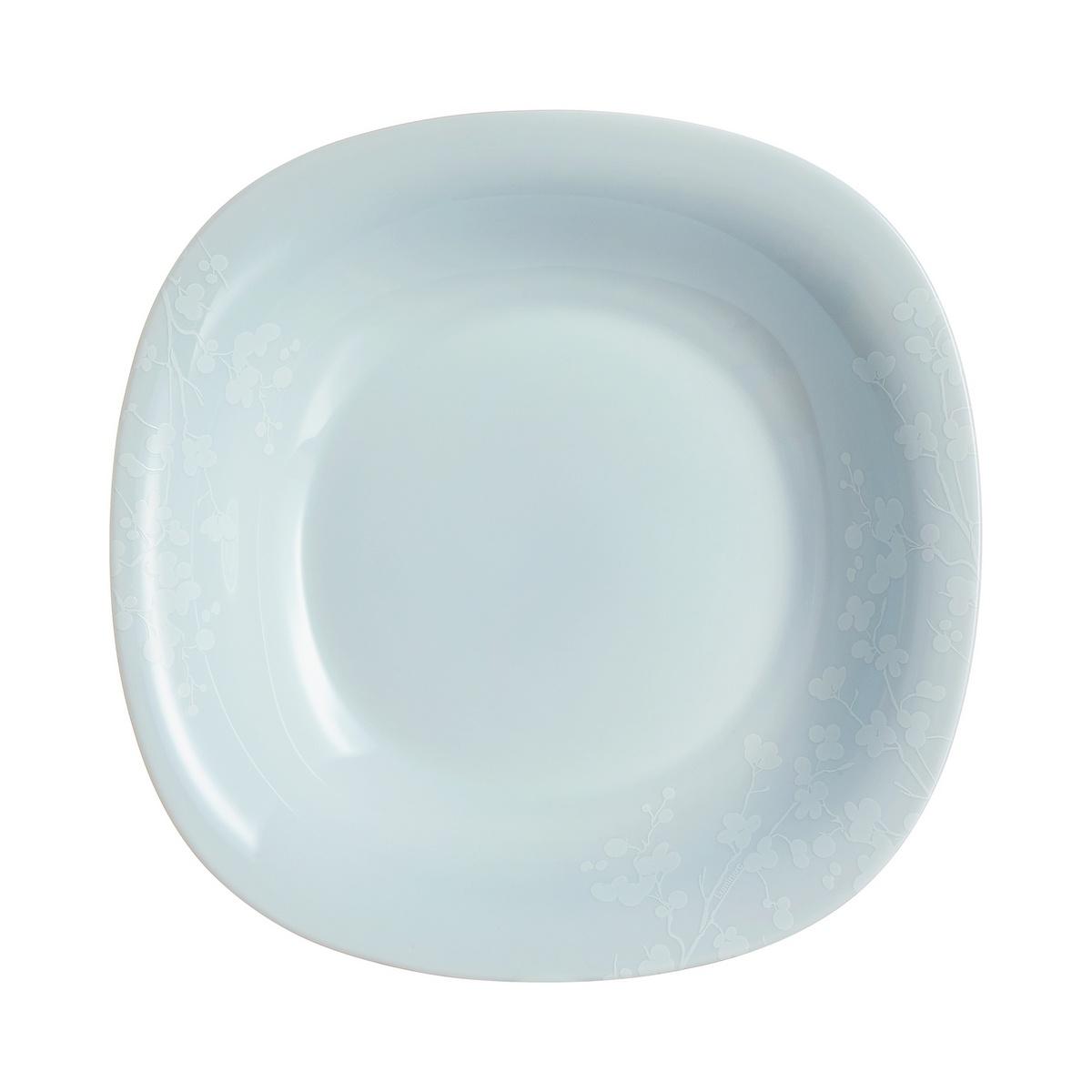 Luminarc Sada hlubokých talířů Ombrelle 21 cm, 6 ks, šedá