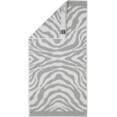 Cawö Frottier osuška Zebra bílá, 80 x 150 cm