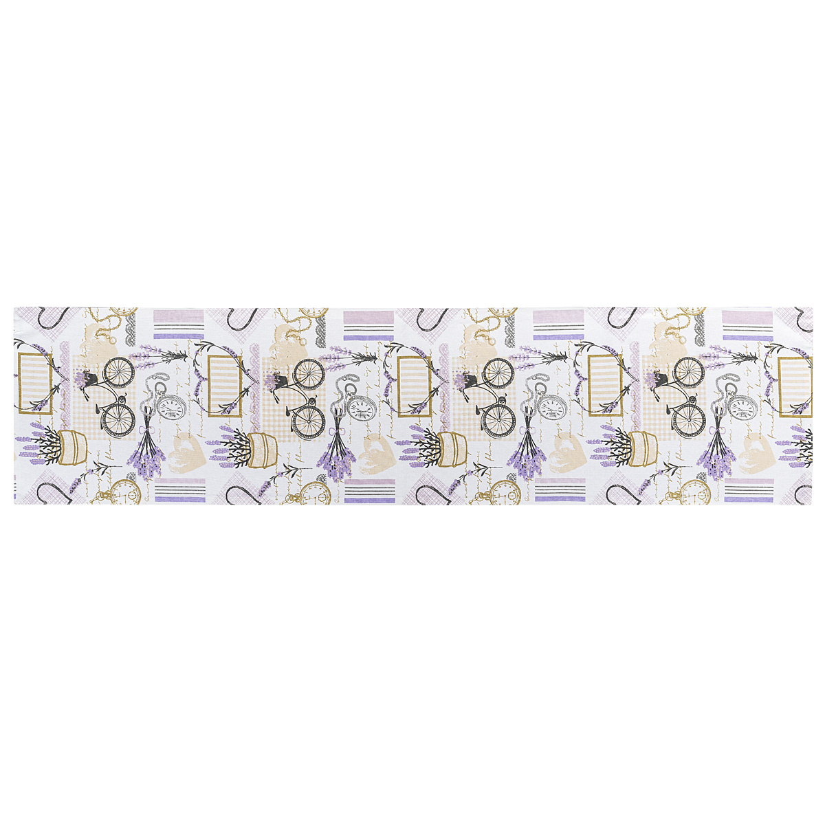 4Home Behúň Lavender, 33 x 130 cm