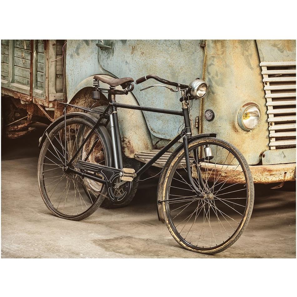 Obraz na plátně Vélociped, 78 x 58 cm