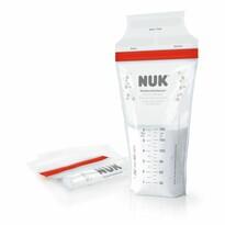 NUK Vrecká na materské mlieko, 25 ks