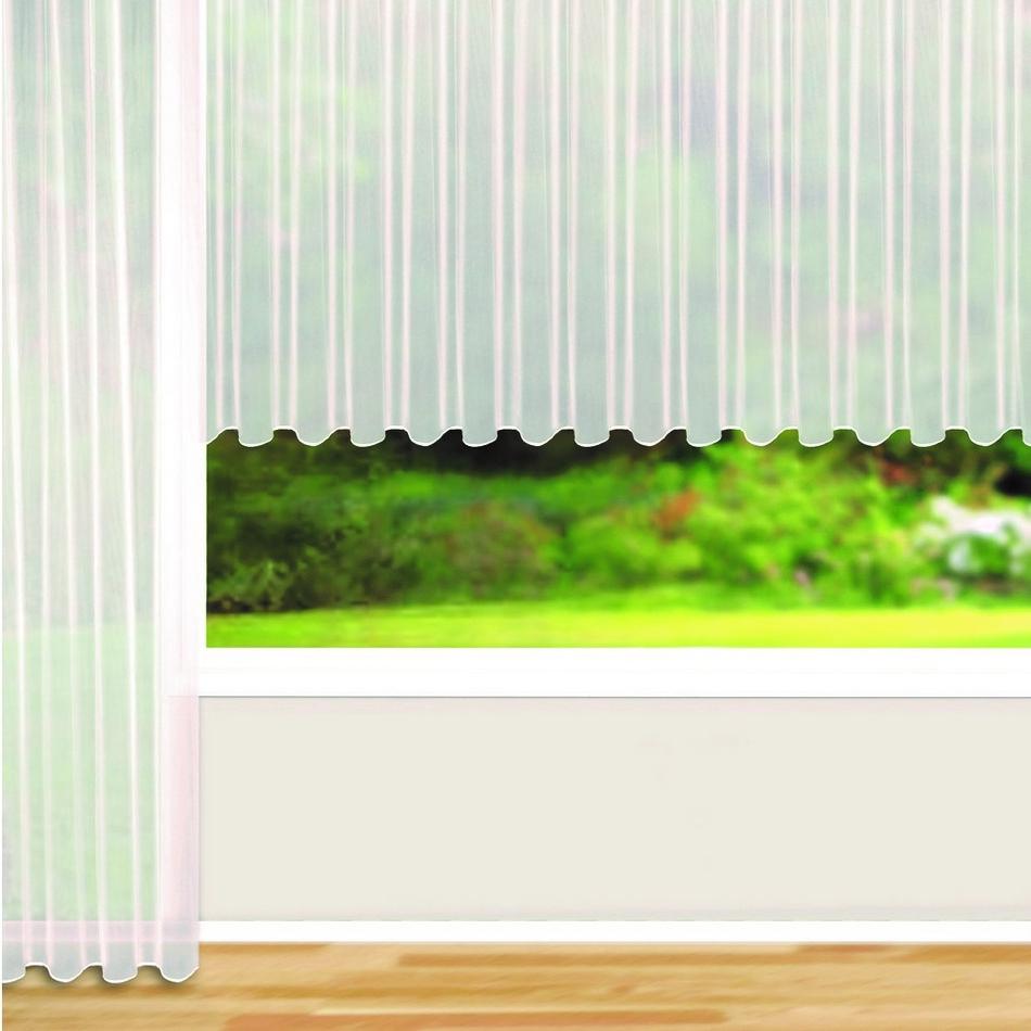 Albani Záclona Smooth, 300 x 125 cm