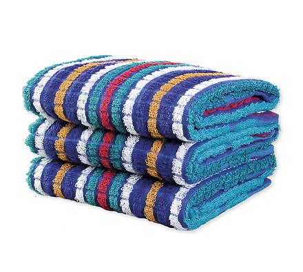 Pracovní bavlněné ručníky, 45 x 100 cm, 6 ks