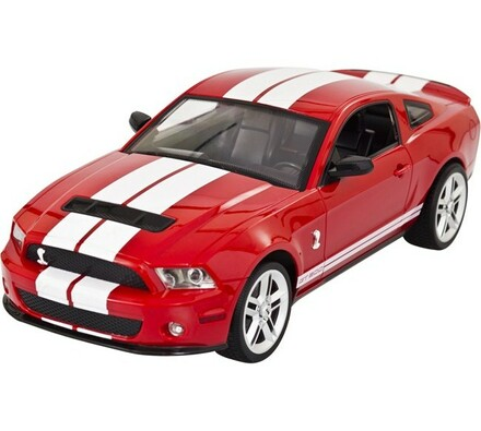 Ford Mustang Shelby GT 500, Buddy Toys, červená