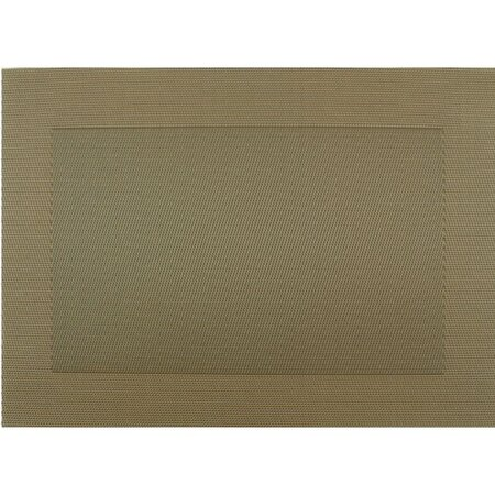 Prestieranie Square hnedá, 30 x 45 cm