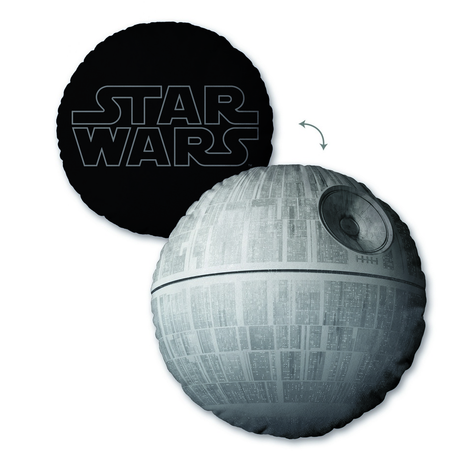 Herding Polštářek Star Wars Death Star, 40 cm
