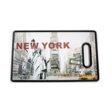 New York 2 Kuchynská doska na krájanie
