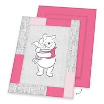 Dětská hrací deka Winnie Pooh Friends, 100 x 135 cm