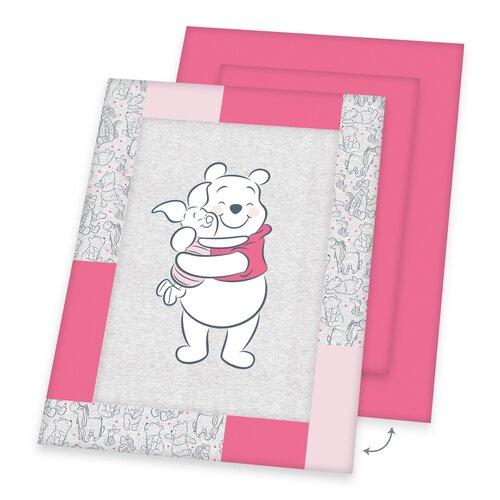 Detská hracia deka Winnie Pooh Friends, 100 x 135 cm