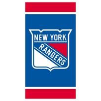 Ręcznik kąpielowy NHL New York Rangers, 70 x 140 cm