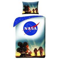 Dětské bavlněné povlečení NASA, 140 x 200 cm, 70 x 90 cm