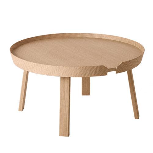 Muuto Konferenčný stolík Around veľký, dub