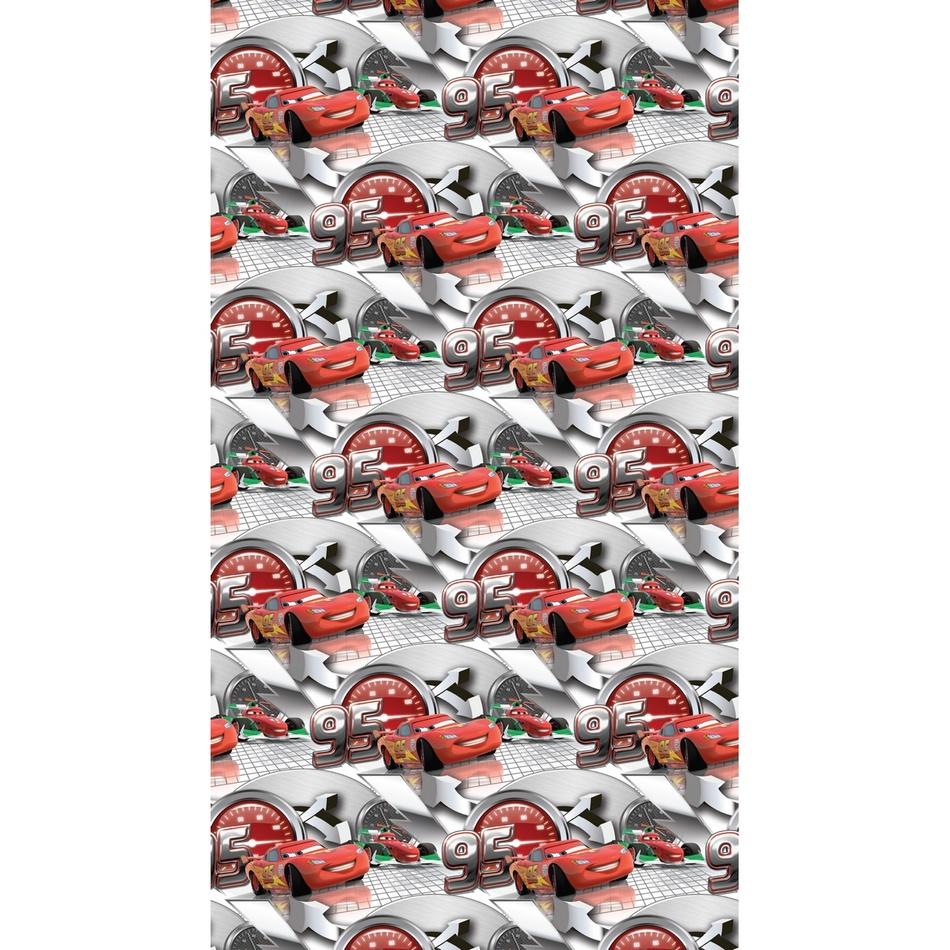 AG ART Dětský závěs Cars, 140 x 245 cm