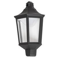 Lampă exterioară de perete cu LED Rabalux 8979  Roswell, neagră