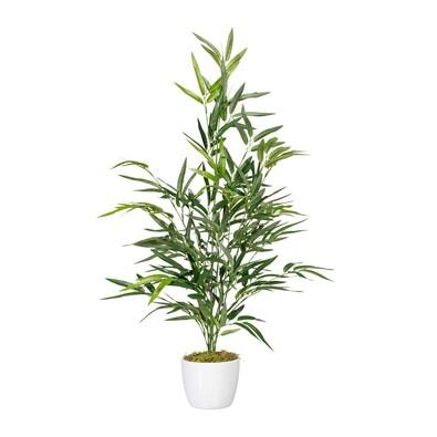 Umělý Bambus v květináči, 70 cm