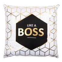 Vankúšik Gold De Lux Boss, 43 x 43 cm