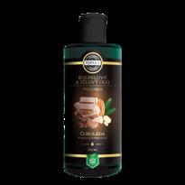 Topvet Luxusný telový olej Čokoláda, 200 ml