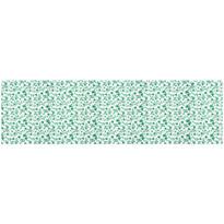 Zora asztali futó, fehér, 40 x 140 cm