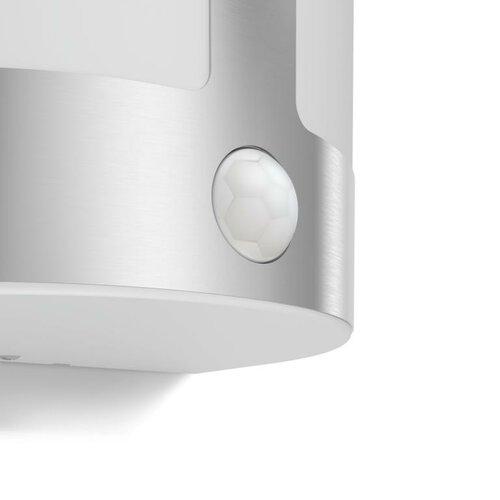 Philips Parrot Oświetlenie zewnętrzne z czujnikiem ruchu, stal nierdzewna