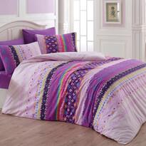 Lenjerie de pat Melanie, violet