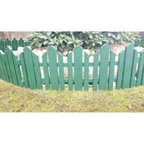Záhradný plôtik Home zelená, 2,3 m