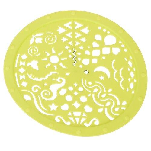 Set desen Magic mandala, diametru 22 cm