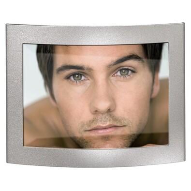 Portrétový rámeček Dublin 13x18 cm stříbrná