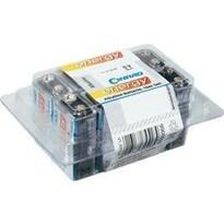 Alkalická batéria Conrad Energy 9V, sada 10 ks,